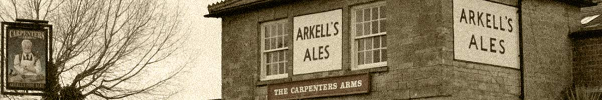 carpenters arms history